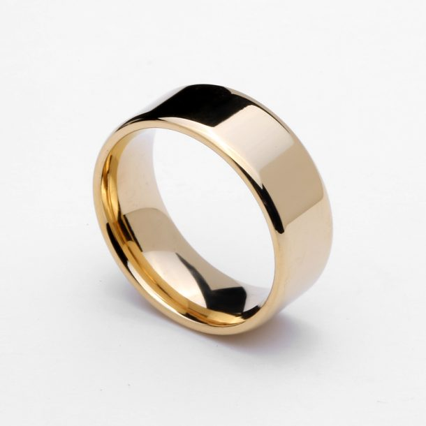 Stainless Steel Solid Ring